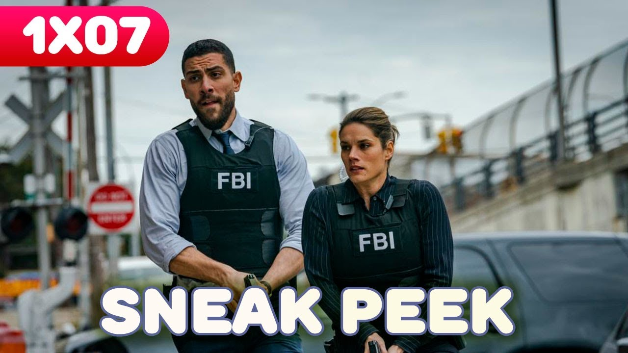 """Download FBI 1x07 """"Cops and Robbers"""" Promo Photos & Synopsis Season 1 Episode 7"""