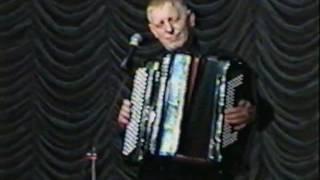 Баянист Александр Корчевой