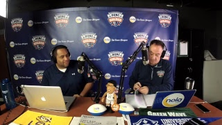 Dunc and Holder on Sports 1280 in New Orleans. February 9, 2018