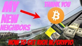 How To Get Rich With Cryptocurrency in 2018 - WHY BITCOIN IS GOING TO $500,000