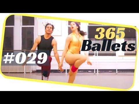 Ballet aerobics- Ballet routineballet /365 ballets. NYC ballet-029