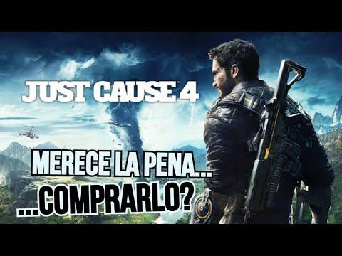 MERECE LA PENA COMPRAR JUST CAUSE 4? ANALISIS