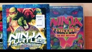 Ninja Turtles The Next Mutation Series Review #TMNT