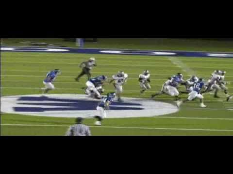 Steven Caldwell #2 Arlington Martin High School 2011 Football Highlights