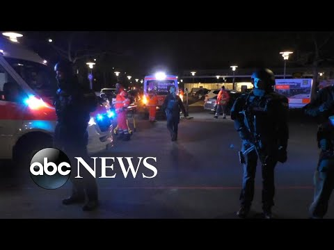 8 Dead After Shooting In German City Of Hanau | ABC News Live Prime