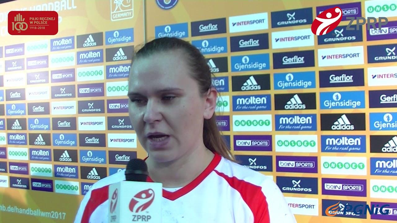 Hanna Rycharska: Nie było źle!