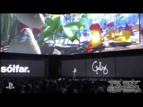 Sony E3 Conference 2015 w/ The Best Gamers