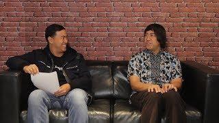 Wawancara Eksklusif Raka bersama Pandji Pragiwaksono