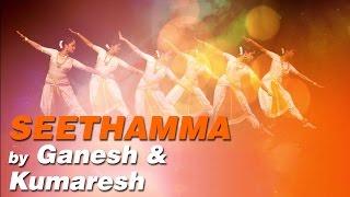 Seethamma (Indian Classical) - Ganesh (Zeta Electric Violin) & Kumaresh (Violin)