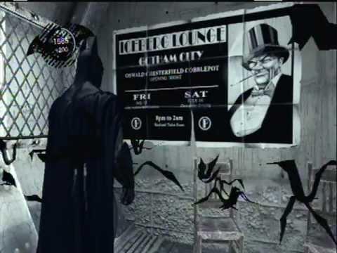 batman arkham asylum hook up with your relatives