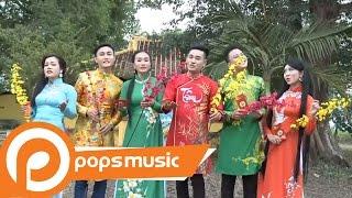 Ngày Tết Việt Nam - Đăng Nguyên ft Quỳnh Vy, Huỳnh Bá Thanh, Mọc Trà, Trần Tín