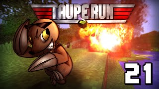 Taupe Run #21 - On a perdu le soldat Sushii !