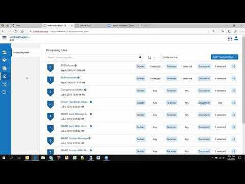 webMethods.io B2B:  QuickStart Video
