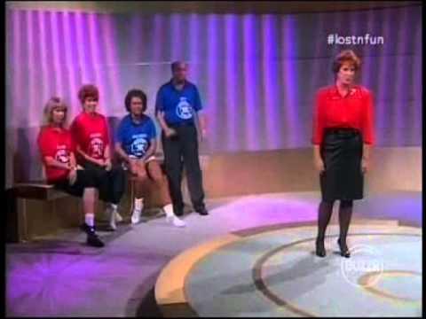 Body Talk (1990) unsold pilot: Sharonlee vs Bruce