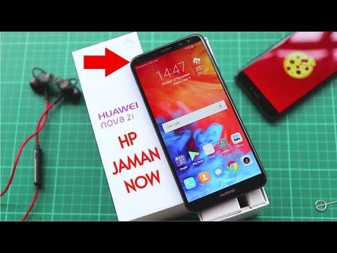 HP ANTI MICIN - HUAWEI NOVA 2i UNBOXING INDONESIA