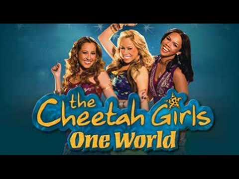 The Cheetah Girls:3 {Cheetah Love w/ Lyrics}