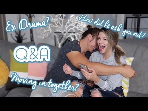 What Does My BF Think About My Ex Drama?? & More! | Boyfriend Q&A