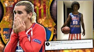 Has Antoine Griezmann DESTROYED His Chances Of £100M Barcelona Move?! | W&L