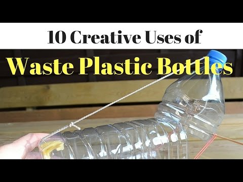 10 Amazing Uses of Waste Plastic Bottle | Life Hacks