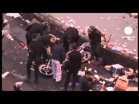 La violencia se extiende de la plaza Tahrir a todo Egipto thumbnail