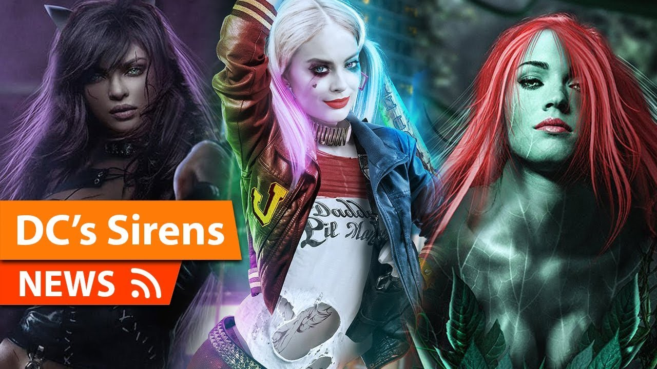 Dc S Gotham City Sirens Is On Hold Or Canceled Dceu Future Films Updates Youtube