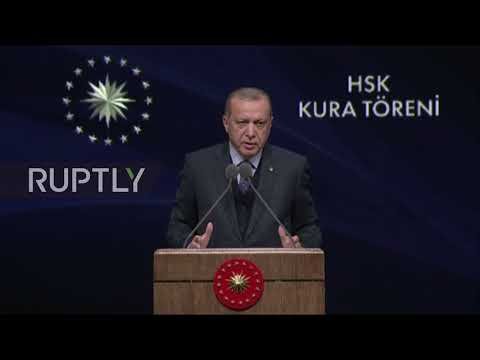 Turkey: Erdogan threatens to expand military operations to N. Iraq