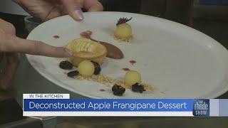 In the Kitchen: Barden's Family Farm Deconstructed Apple Frangipane Dessert