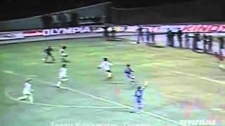 Dinamo Tbilisi (Georgia) 3:1 SC Bastia (France) 04.11.1981 Cup Winners