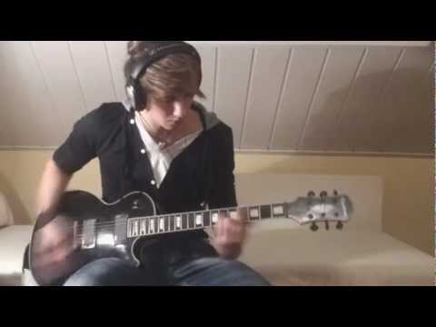 All Time Low - Damned if i do ya ( Guitar Cover)