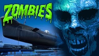 Nuclear Submarine Submachine Gun Zombie Challenge 💀 Call of Duty Black Ops 3 Custom Zombies