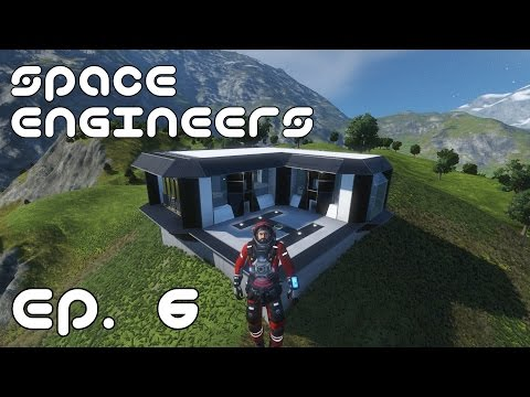 WE HAVE HYDROGEN! - Space Engineers Survival LP Ep  6