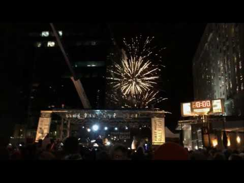 First Night Raleigh 2016 into 2017.