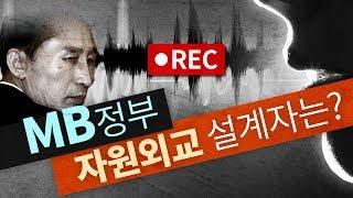 """뉴스타파 - MB와 광물공사 7화 : """"MB 자원외교 설계자는 자한당 윤상직"""""""
