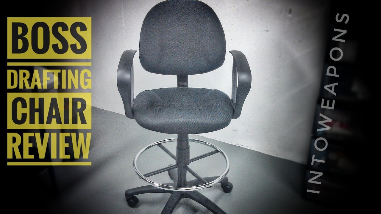 Boss Drafting Chair Review Budget Work Stool Assembly