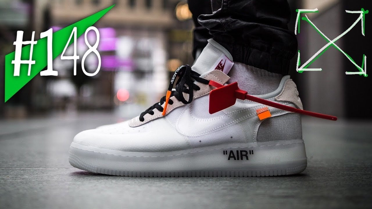 quality design 22e07 f5910 #148 - OFF WHITE x Nike