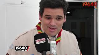 Video: Scouts de Río Grande participaron de Jam Jota-Joti