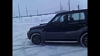 Hyundai Terracan 2.9 CRDi 4WD AT, Хендай Терракан, Тест драйв, отзывы смотреть