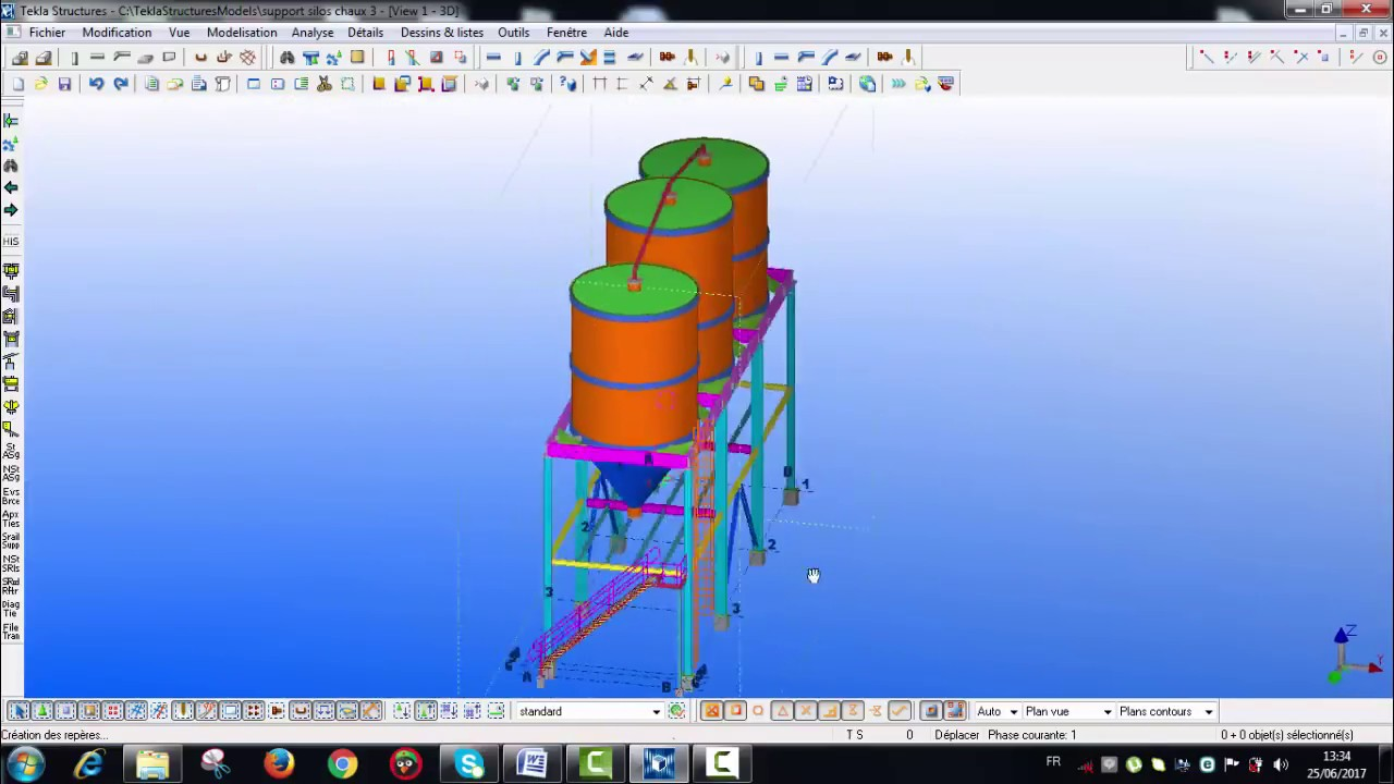 Leçon 31 support silos chaux : la suite de leçon 30-comment créer un détail