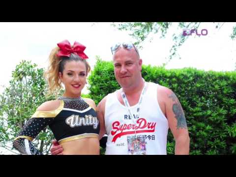 Exclusive Interview: British Cheer Dad