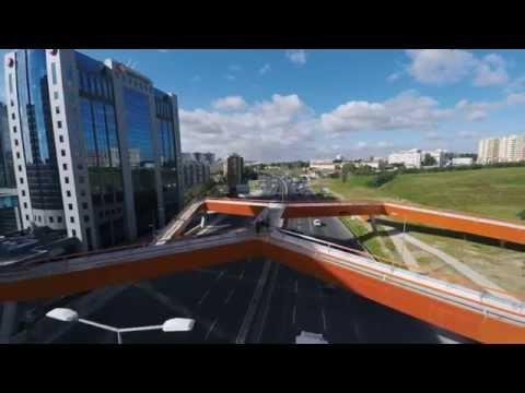 Fundação Galp Energia - Ponte pedonal e ciclável