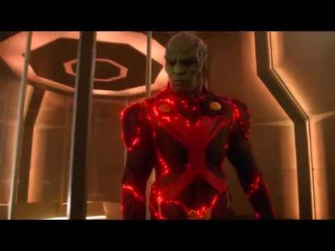 Supergirl T.V. show (Martian Manhunter revealed)