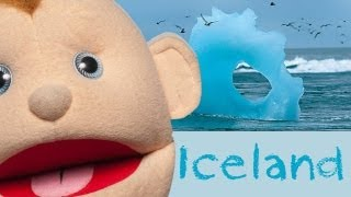 Ice, Ice Baby...Taddie Goes To Iceland!