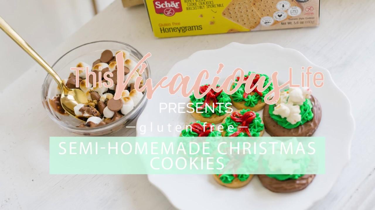 Semi Homemade Christmas Cookies And Neighborhood Exchange