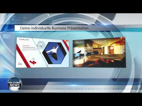 WEB CHANNEL TV - Business TV Video Promotion - News