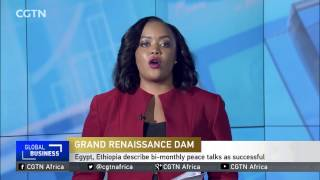 CGTN : Egypt, Ethiopia Describe bi-monthly Peace Talks (Grand Renaissance Dam) as Successfu.