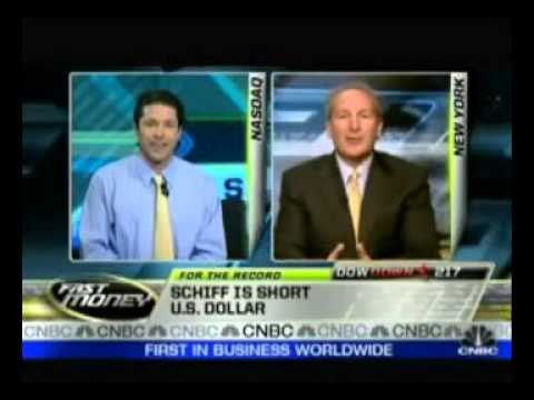 Fast Money's Tim Seymour Laughs At Peter Schiff's Ignorance About The RMB & Carry Trade