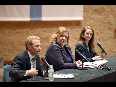 WITH VIDEOS: GOP mayoral candidates debate issues in forum