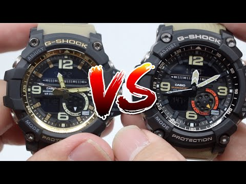 How to identify Real vs Fake G-Shock Watches!