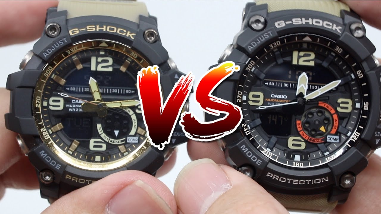7cdb1c371c How to identify Real vs Fake G-Shock Watches!