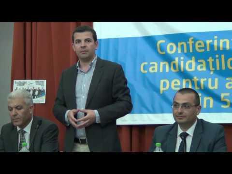 ALDE Ialomita a primit vizita ministrului Daniel Constantin